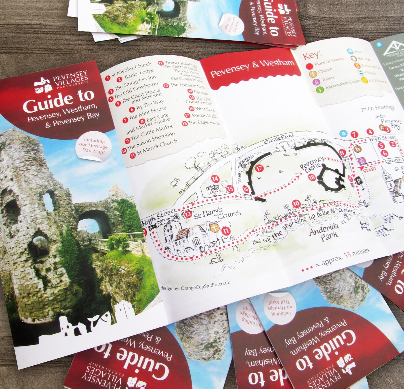 Leaflet - Pevensey Villages Partnership