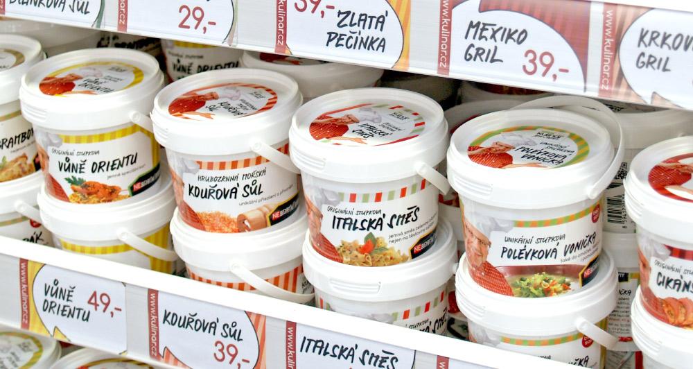 Kulinar Petr Stupka - Seasoning