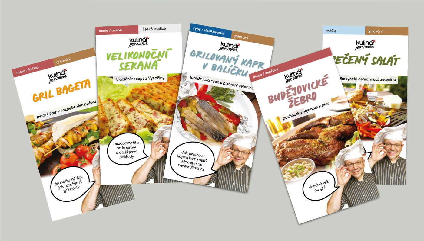 Recipes Cards
