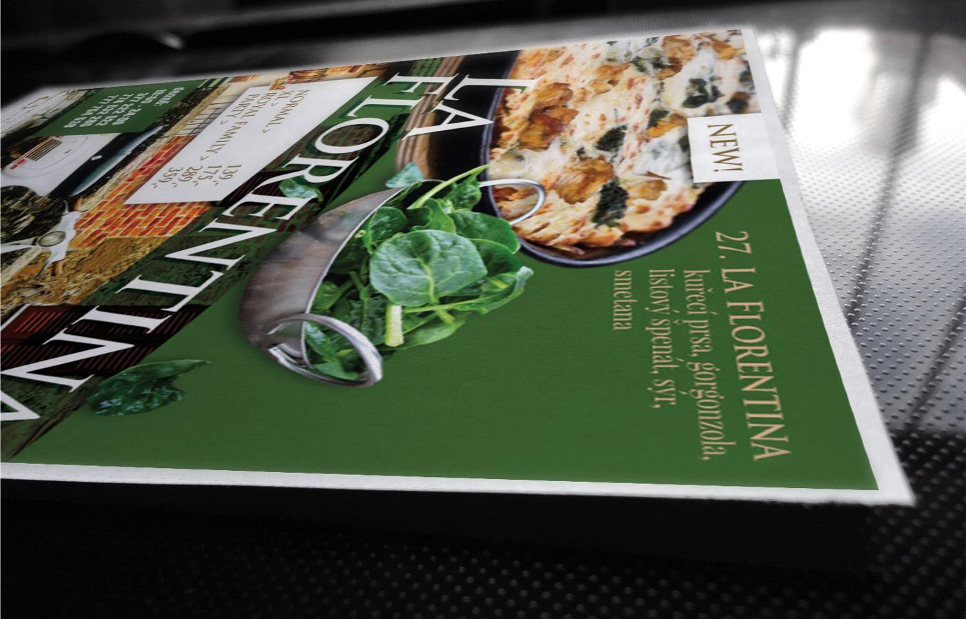 Leaflet Fastfood