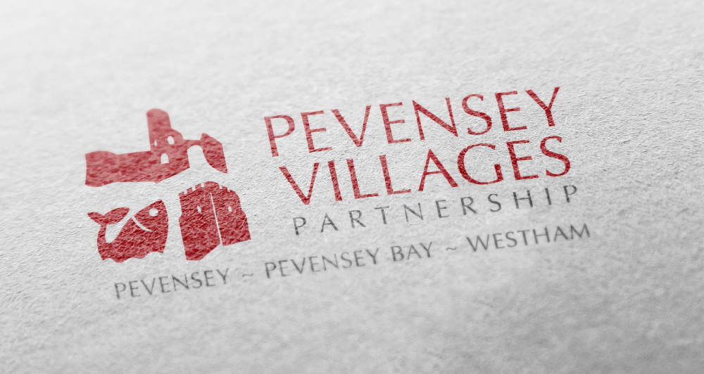 Pevensey Villages Partnership - branding