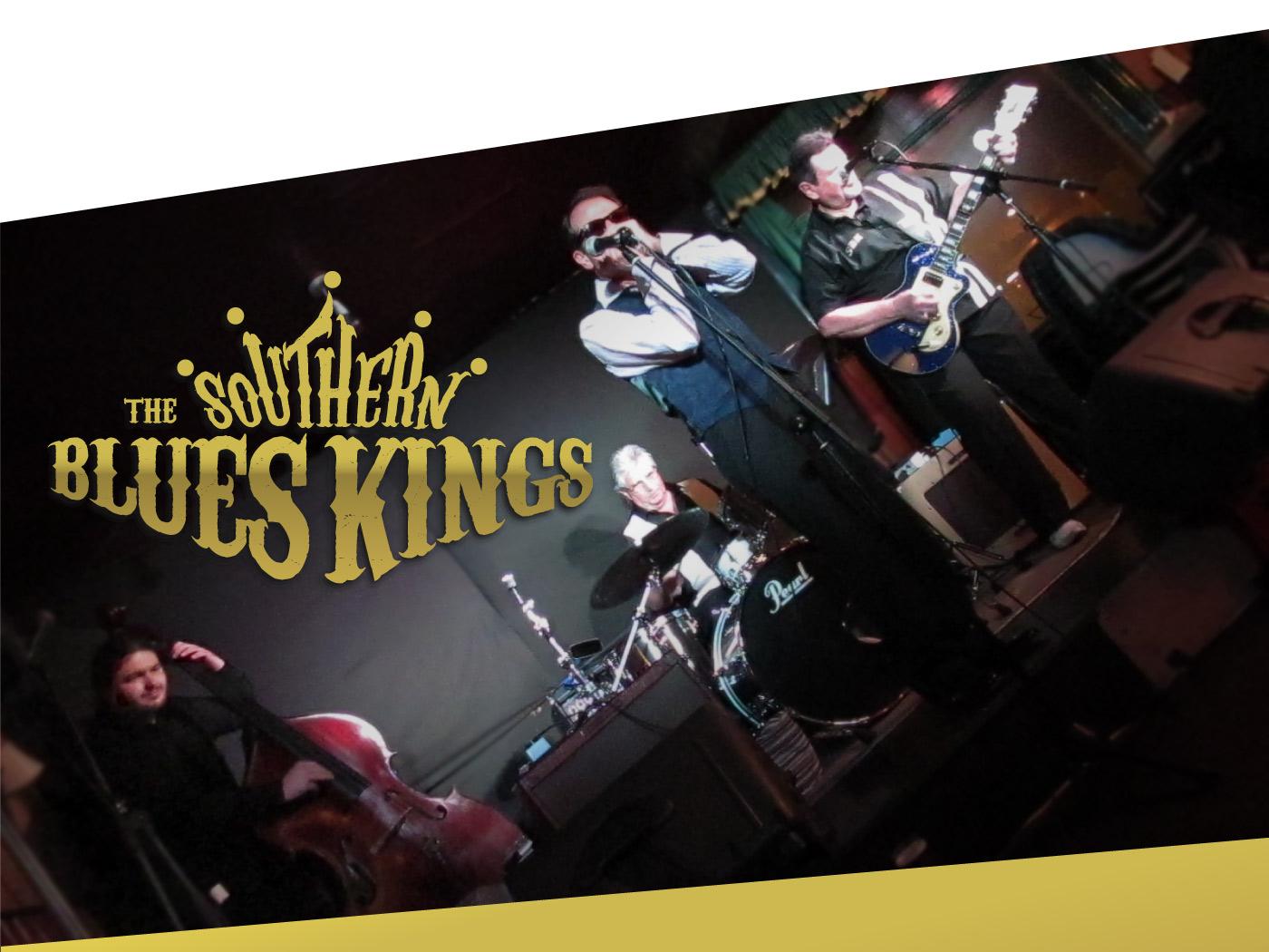 The Southern Blues Kings Logo